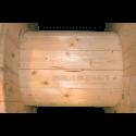 Bobine in legno per cavi (diametro 80cm) Nuova - Lato corto da vicino