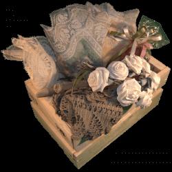 Cassa per fiori - Laterale sinistro