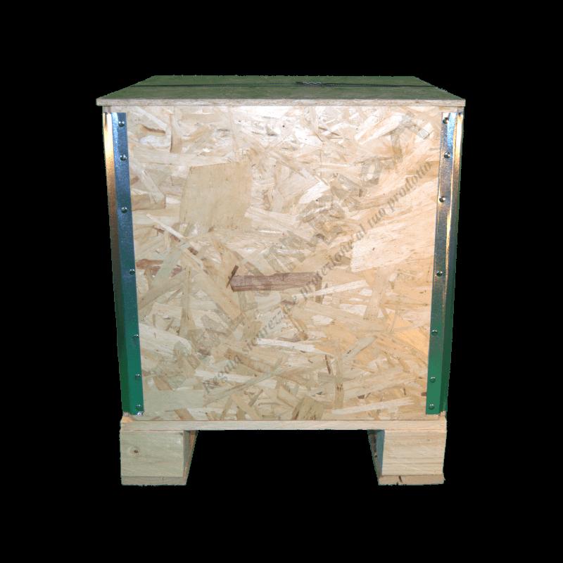 Cassa in legno osb pieghevole