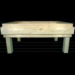 Pallet Orto - Frontale con un parietale