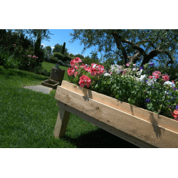 Pallet Kitchen Garden