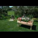 Pallet Kitchen Garden - Fountain in a garden 2