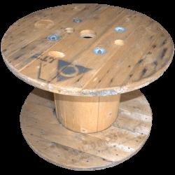 Bobine in legno per cavi (diametro 90cm)