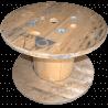 Bobine in legno per cavi (diametro 120cm usate)