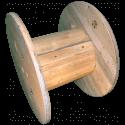 Bobine in legno per cavi (diametro 100cm) nuova - Lato corto laterale