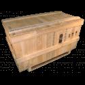 Heavy Duty Wooden box - Side