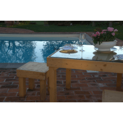 Pallet Table - pool 5