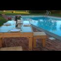 Palettentisch - Schwimmbad 7