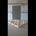 Modular Pallet mounting SINGOLO