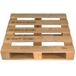 Four Way Block wooden pallet