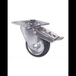 Goma de la rueda de ricino PS60X60
