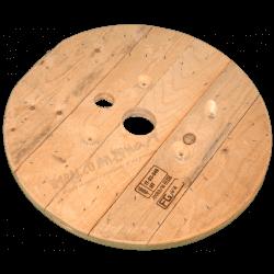 Bridas de madera