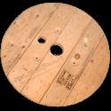 Flanges de madeira