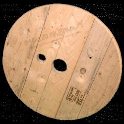 Flange in legno