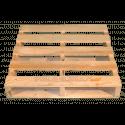 Palet de madera a 2 vías