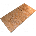 OSB3 sheets tickness 9mm - Side left