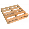 Two Way wooden pallet - Side