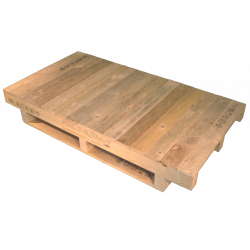 Heavy Duty pallet - Side right