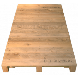Heavy Duty pallet - Short side