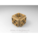 Modular Pallet Ridotto - Fioriera