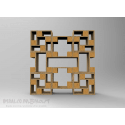 Modular Pallet Ridotto - Libreria 1 b