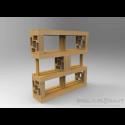 Modular Pallet Ridotto - Libreria 2