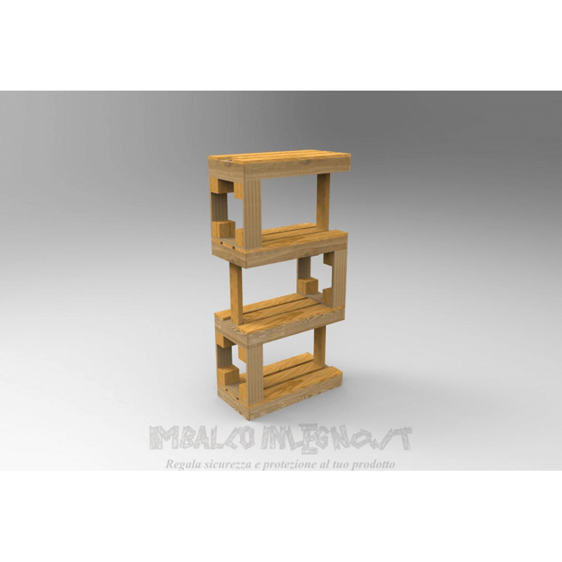 Modular Pallet Ridotto - Mezzo F3