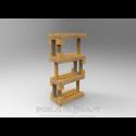 Modular Pallet Ridotto - Mezzo F4