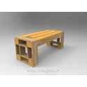 Modular Pallet Small - Panchina