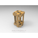 Modular Pallet Ridotto - Porta ombrelli