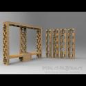 Modular Pallet Ridotto - Trilite
