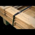 Gabbia in legno - Dettaglio reggette smontata da trasporto