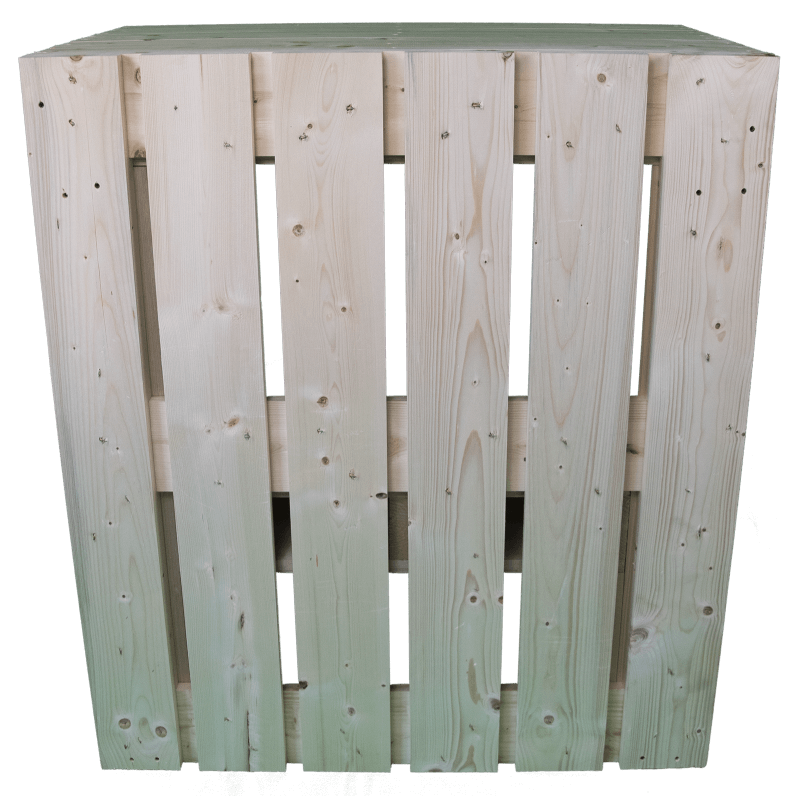 Pallet Counter Front