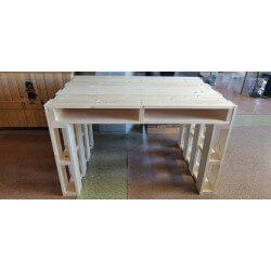 Palet escritorio