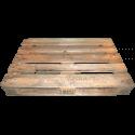 Pallet 120x80 Epal usato - Frontale alto