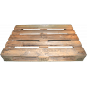 Used EPAL Euro Pallet 120x80 - Front hight