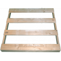 Cornice in legno - Frontale alto