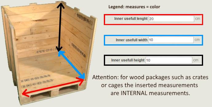 wooden measures