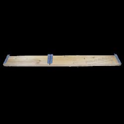 Klappbare Holzwandplatte