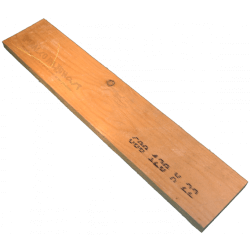 Softwood Board 22x120mm - Side right