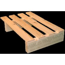 Pallet a 2 vie leggero - Laterale destro disassato sotto 60cm