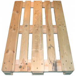 New EPAL Euro Pallet 120x80 - side short